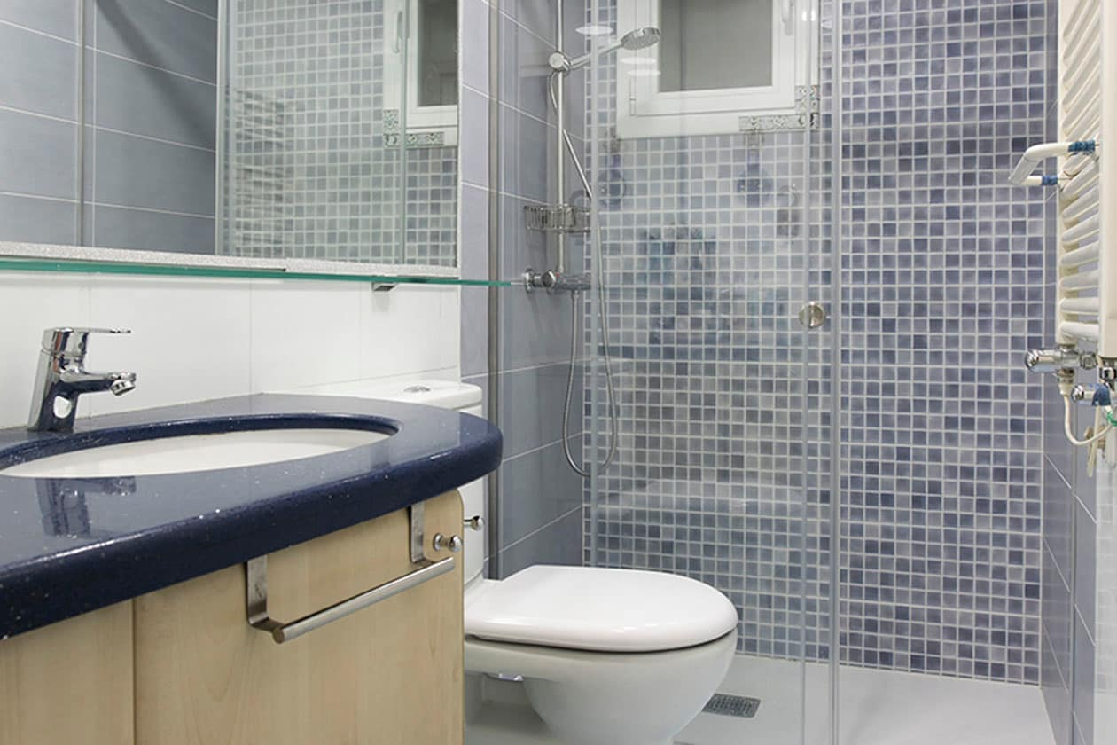 Perspectiva baño reformado