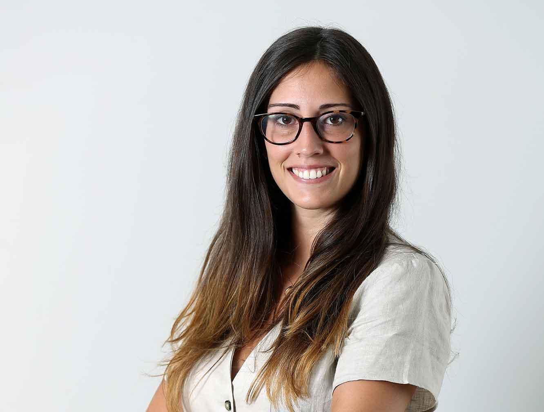 Ariadna Gardela, arquitecta técnica