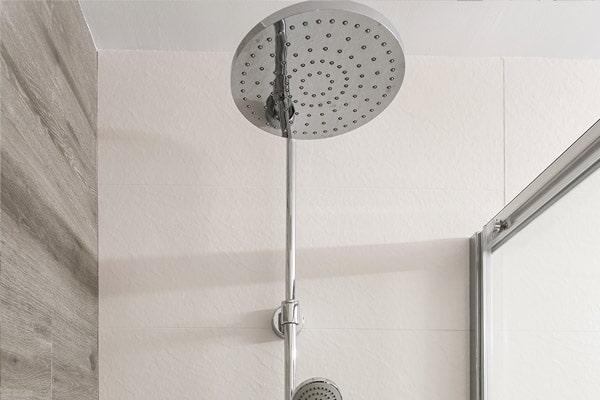 Alcachofa grande de ducha