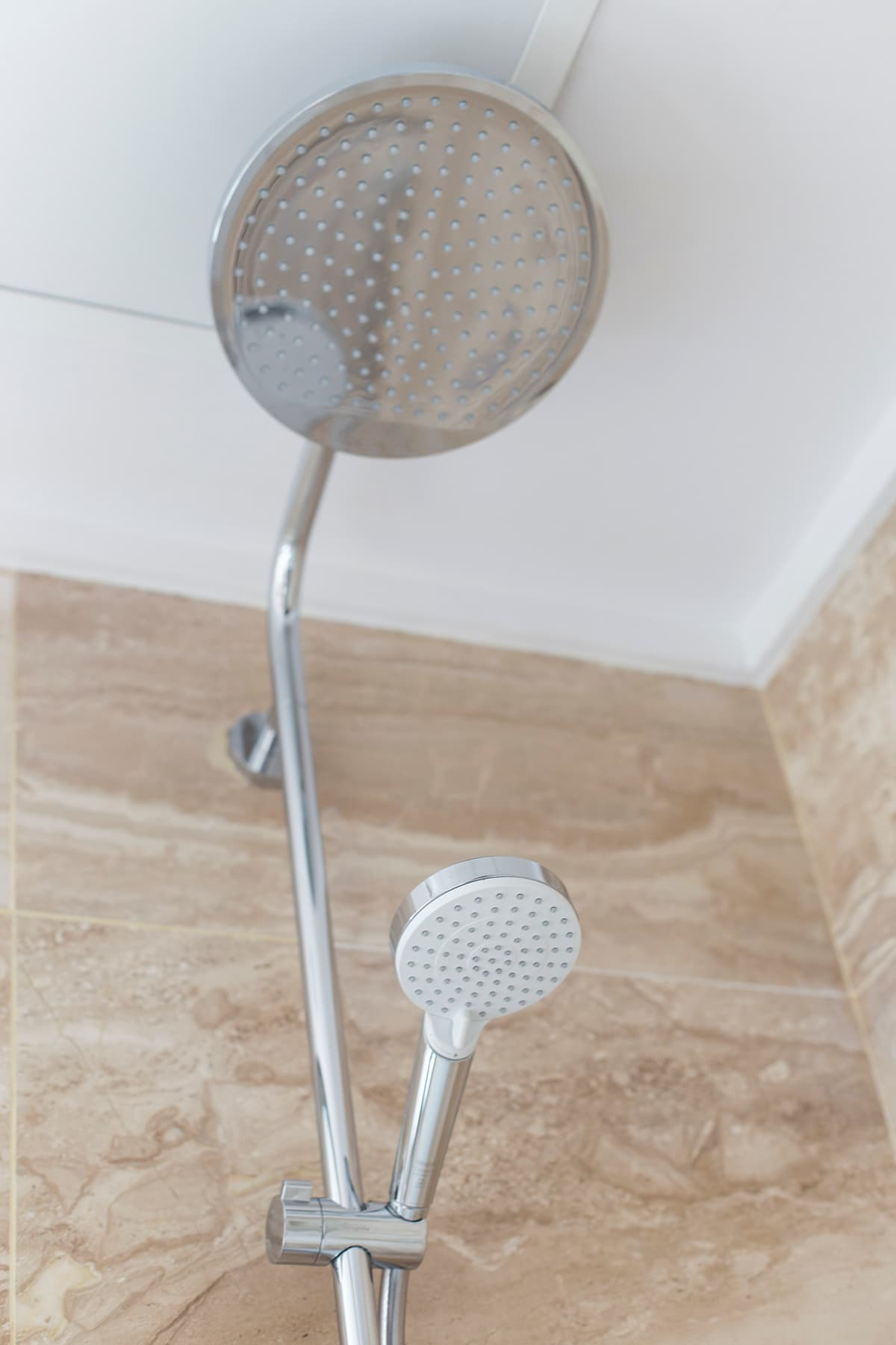 Ducha de baño reformado