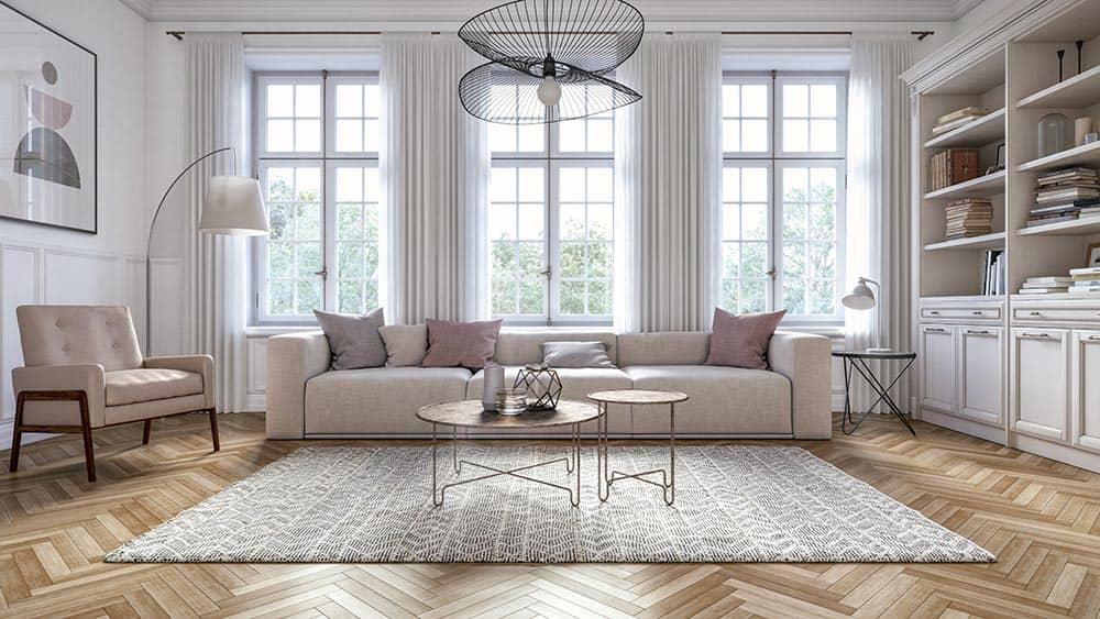 10 ideas de decoración para salones modernos en 2020 ... on Tendencias Cortinas Salon 2020  id=64628