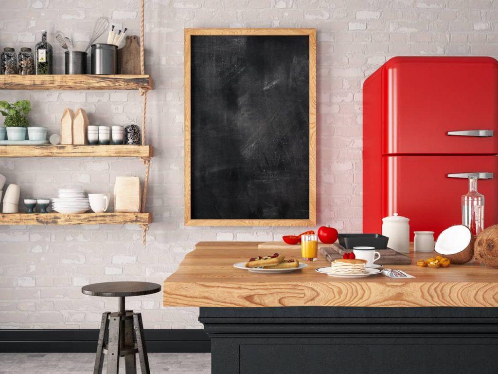 Elegir cocina con barra