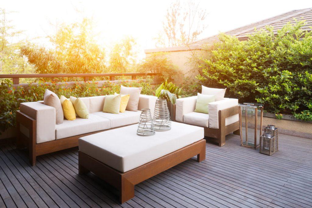 Ideas de decoración de terrazas