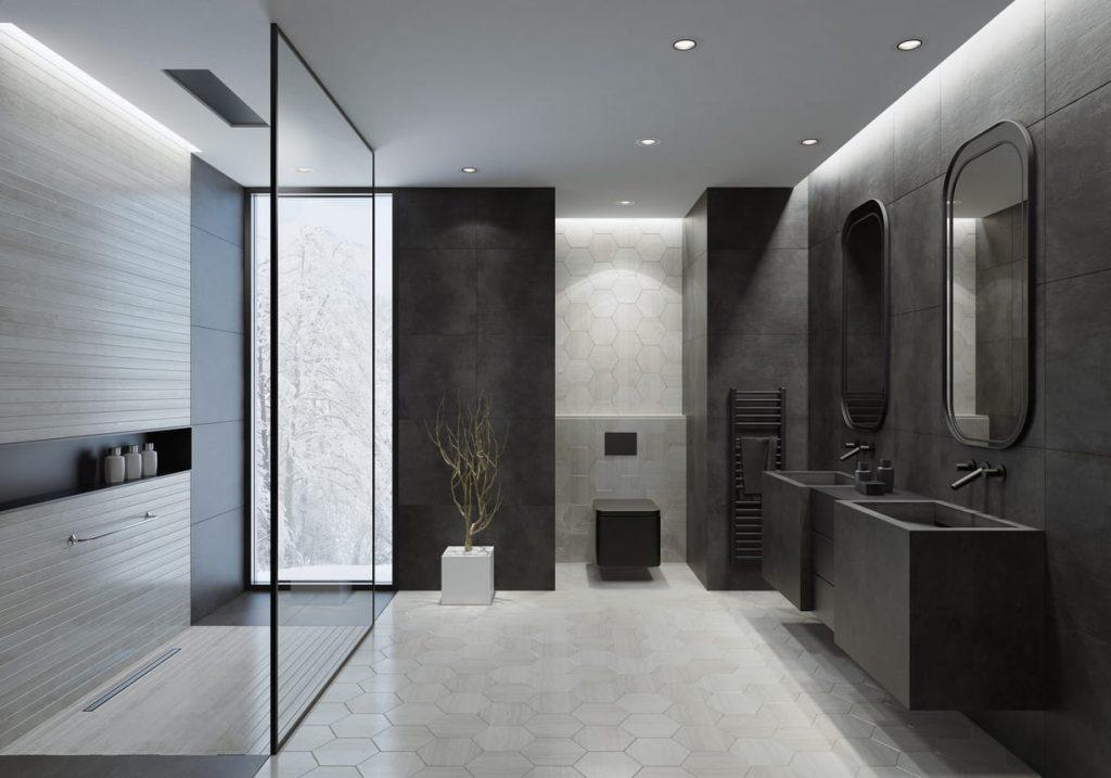 Ideas baños modernos