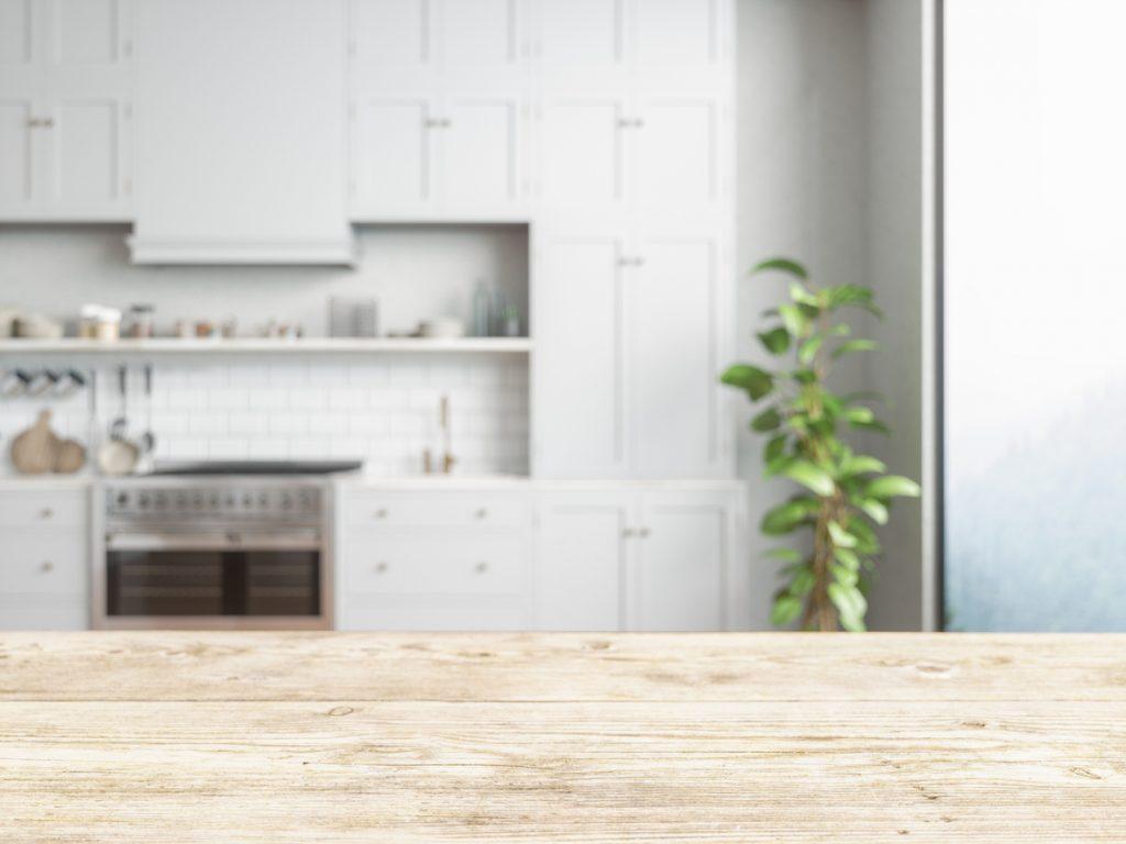 Ideas para pintar muebles de cocina