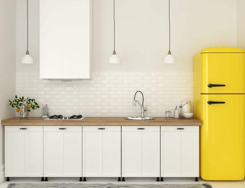 Pintar los muebles de la cocina: la forma más sencilla de renovarla