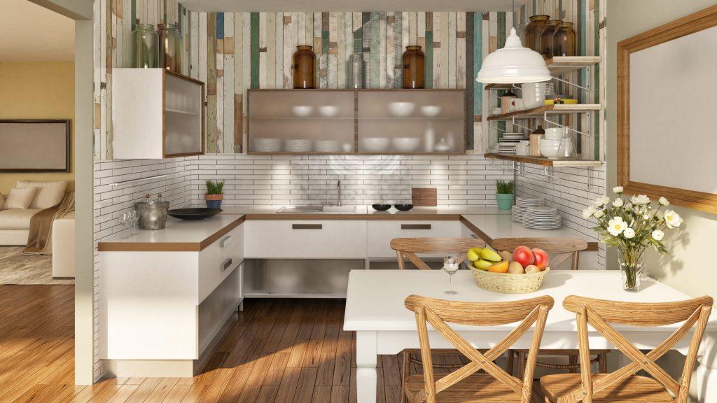 Ideas de cocinas de rústicas