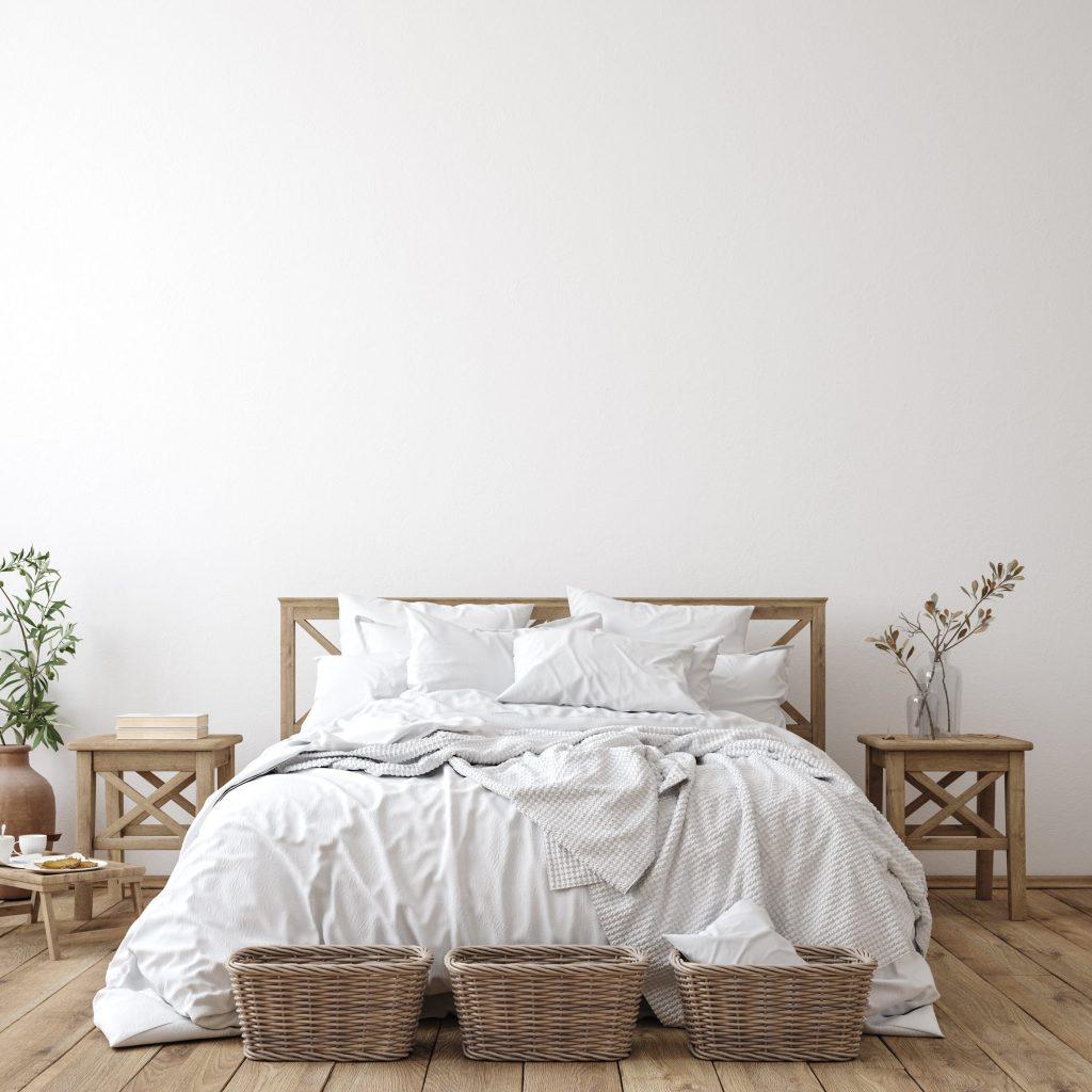 Colores para pintar las paredes del dormitorio