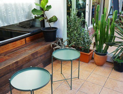 Ideas de decoración para terrazas pequeñas