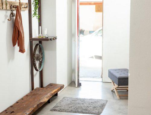 Muebles para pasillos estrechos: ideas e inspiración
