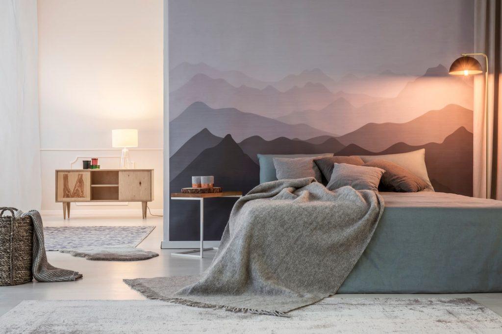 Cabeceros cama pintados