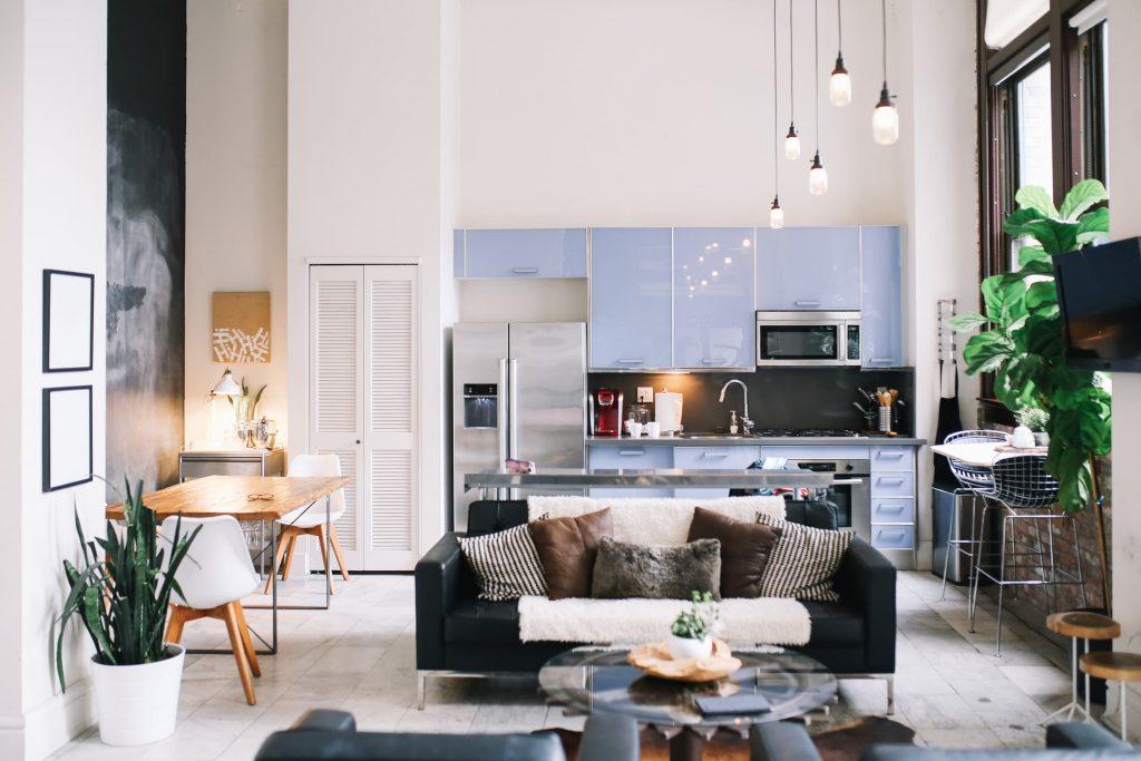 Ideas para separar ambientes de casa