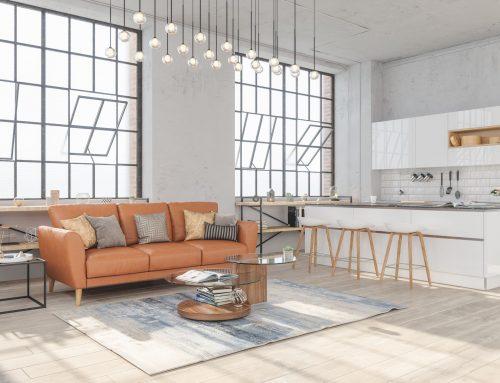 ¿Cómo separar ambientes en casa?