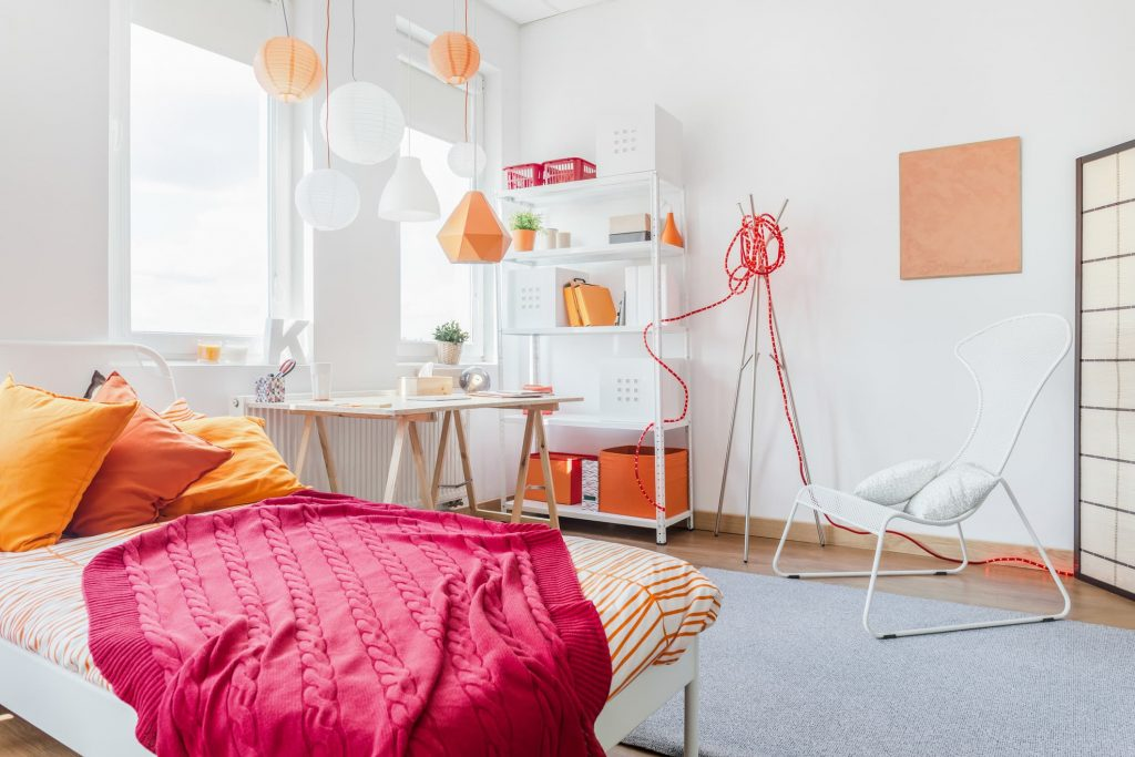 Decoración habitaciones juveniles para 2020