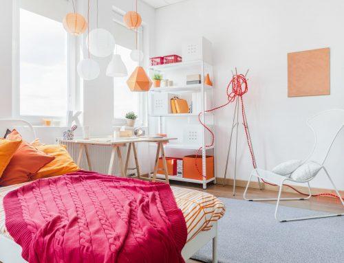 ¿Cómo es la decoración de una habitación juvenil en 2020?