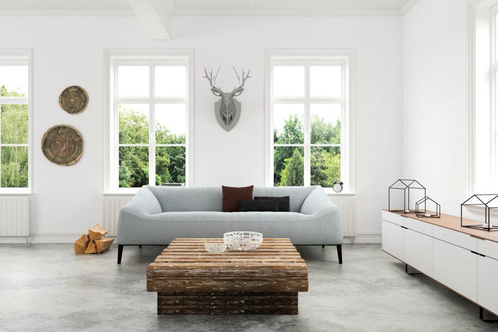 Ideas decoración escandinava