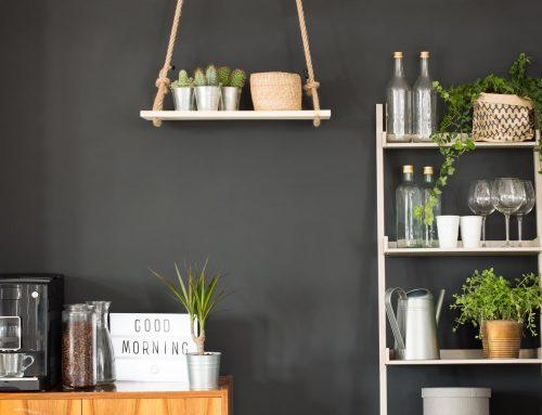 Cómo decorar con estanterías: 10 ideas para inspirarte