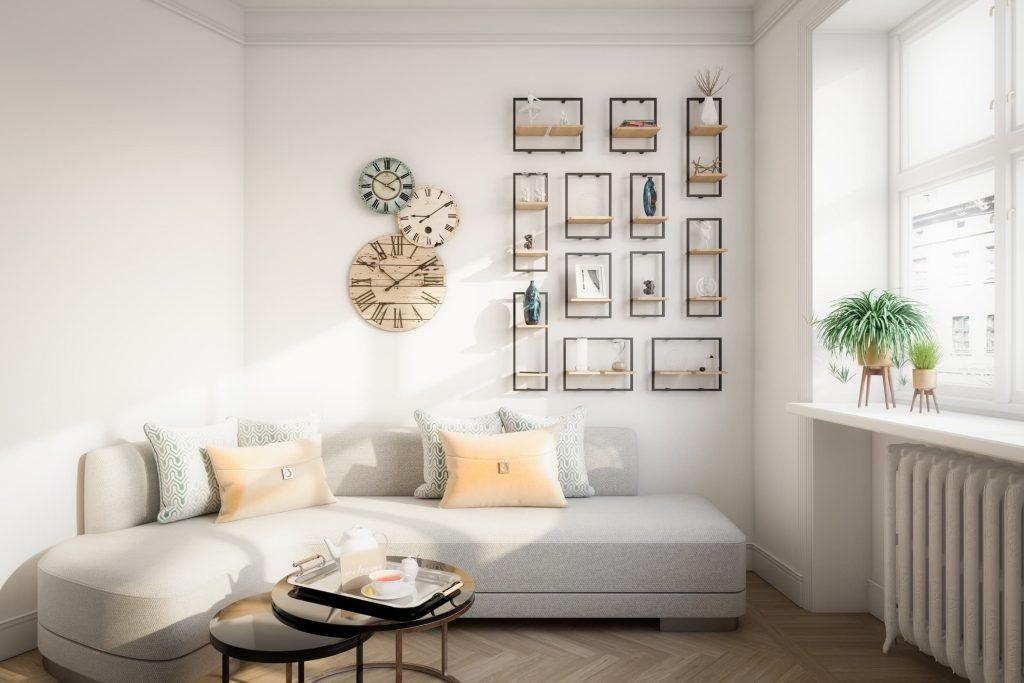Ideas decoración de estanterías