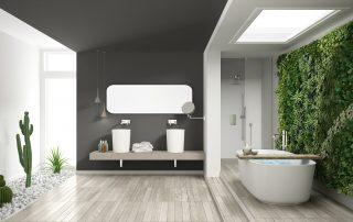 Ideas jardines vertical pared