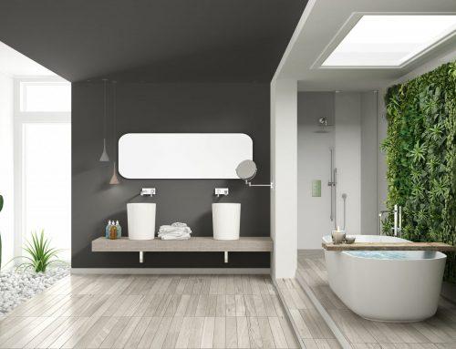 Inspiración para crear tu jardín vertical interior