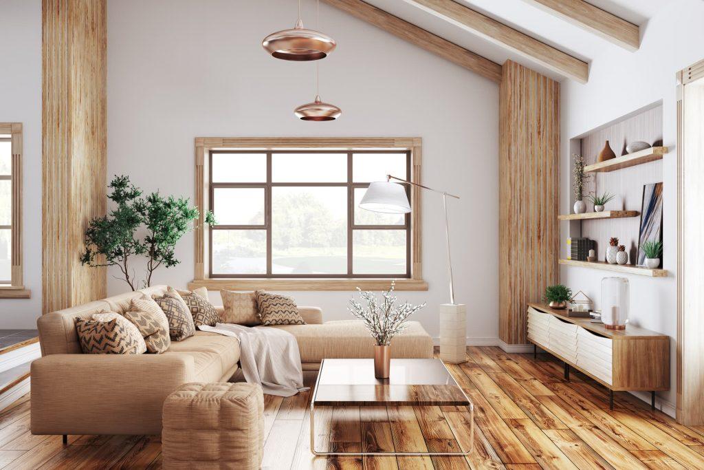 Ideas de paredes de madera