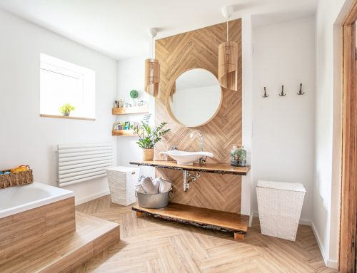 Paredes decoradas con madera: crea un hogar con estilo rústico