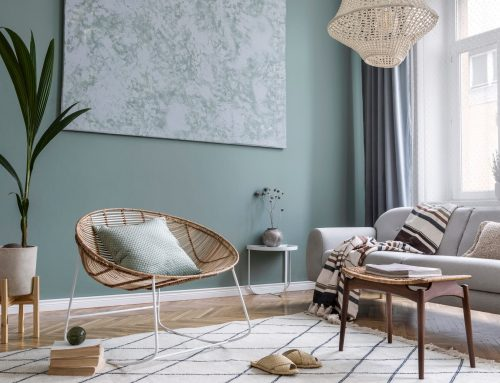 10 ideas de alfombras para el salón
