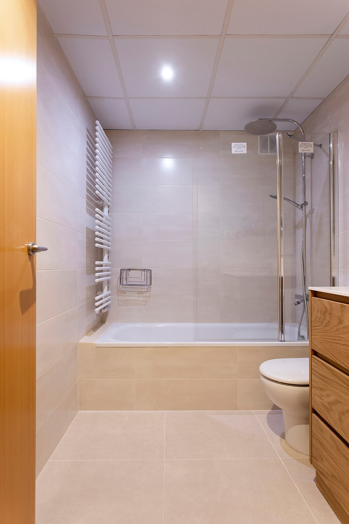 bañera grande