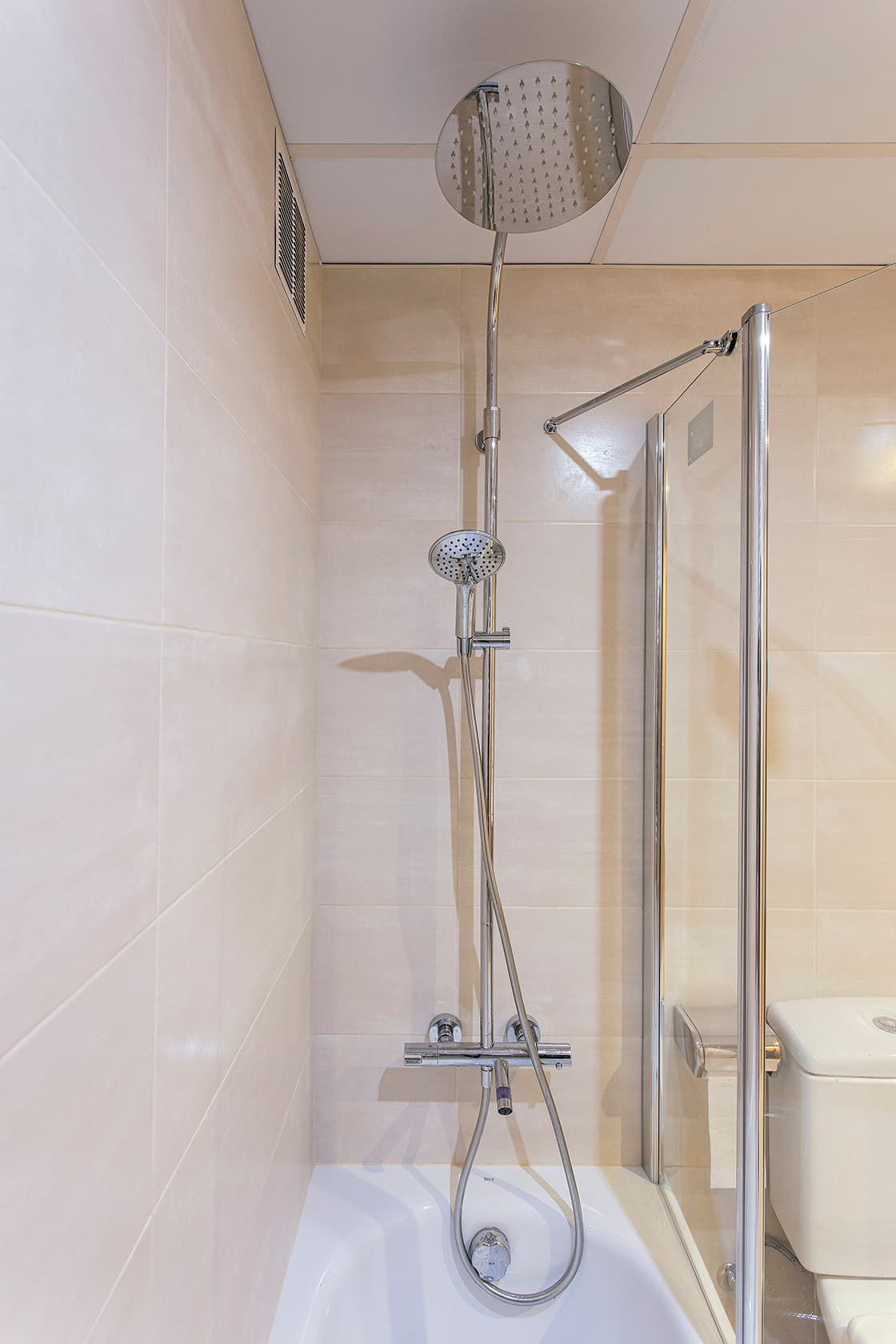 alcachofa de ducha