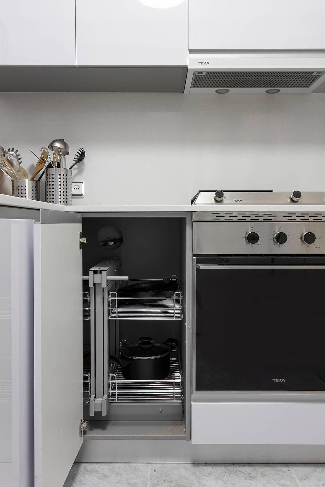 muebles extraibles de cocina