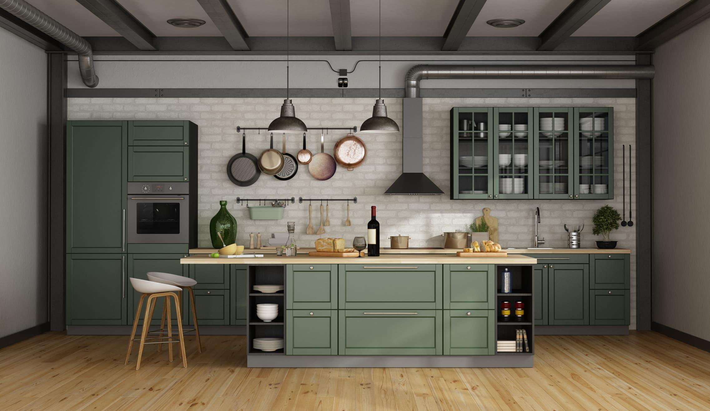 cocinas-verdes