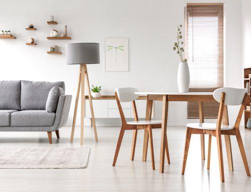 Decora tu salón con estilo minimalista