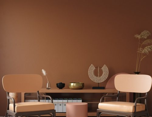 Terracota: el color de moda para decorar tu casa