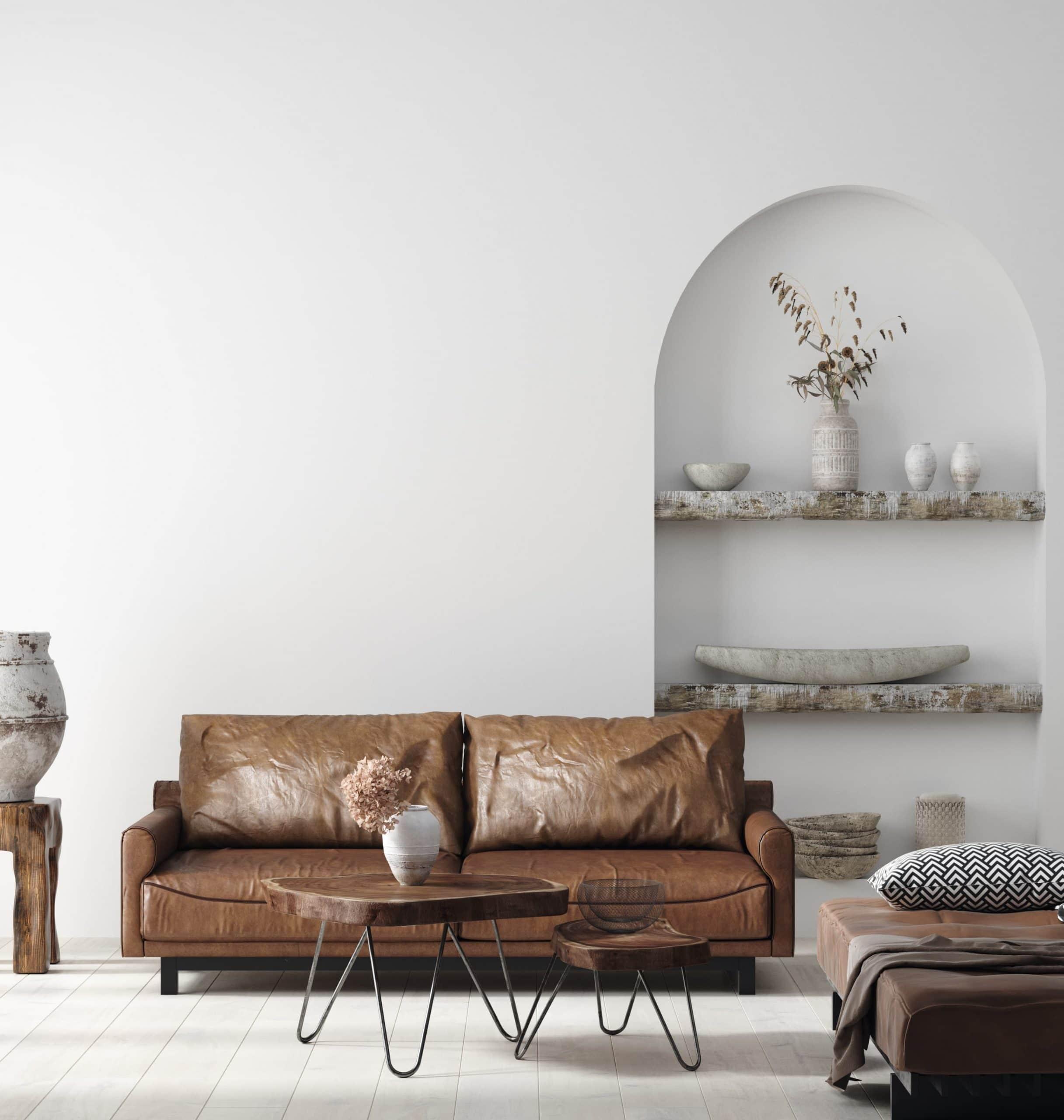 Terracota: el color de moda para decorar tu casa