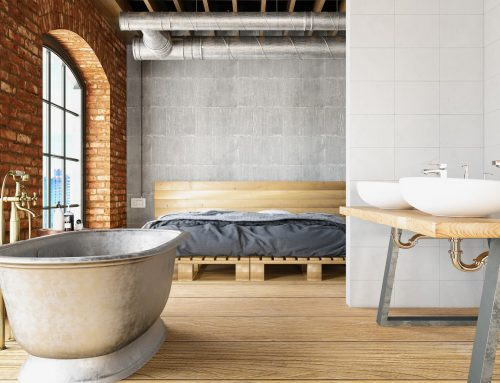 ¿Sueñas con tener una habitación con bañera?