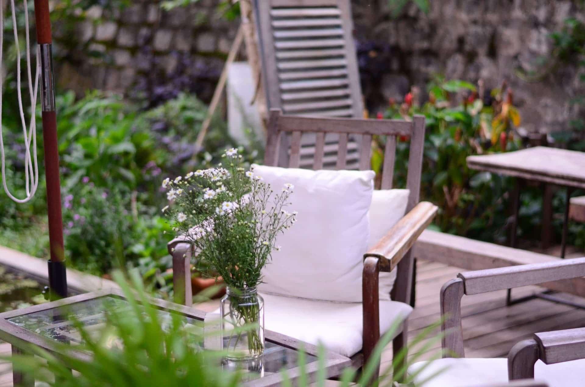 Diseños para jardines modernos