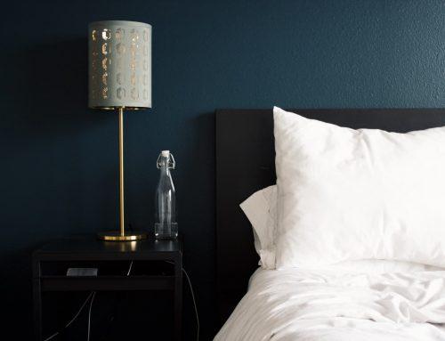 Dormitorios en azul para relajarte