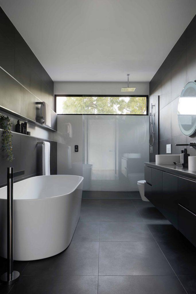 ¿Qué tener en cuenta para elegir el suelo del baño?