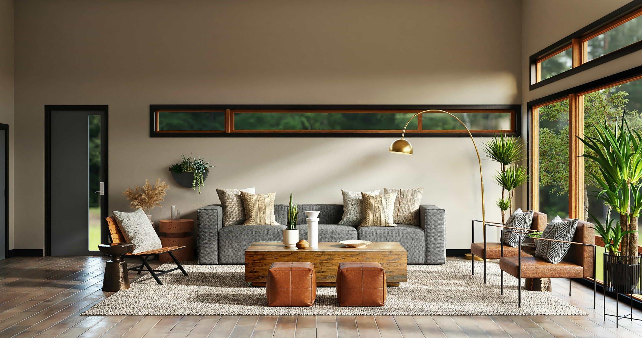 10 ideas de decoración para salones modernos en 2021